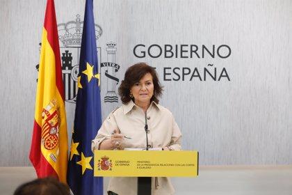 El Gobierno duplicará el presupuesto de los ayuntamientos en el Pacto contra la Violencia de Género hasta 40 millones