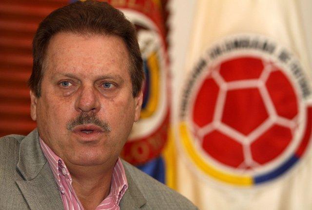 Ramón Jesurún Dirigirá Todo El Fútbol Colombiano