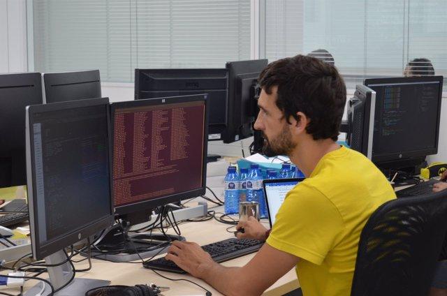 Miquel Duran-Frigola, del Instituto de Investigación Biomédica de Barcelona
