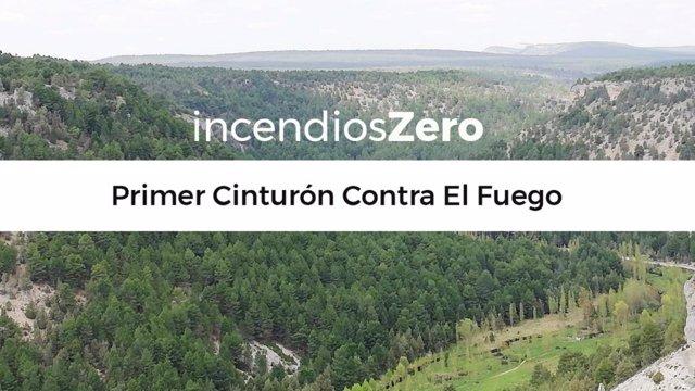 IncendiosZero pone en marcha el 'Primer Cinturón Contra El Fuego'
