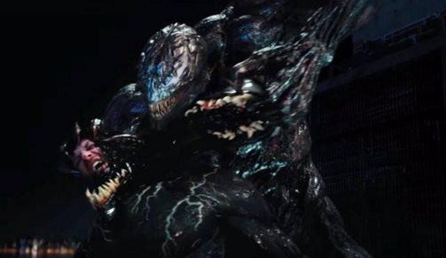 Riot en el tráiler de Venom