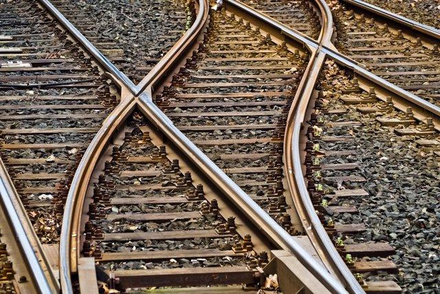 Choque de trenes dirección a Machu Picchu