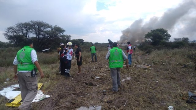 Accidente México