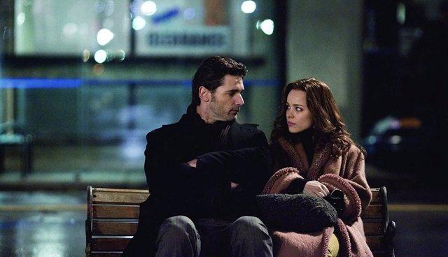 Eric Bana y Rachel McAdams en Más allá del tiempo
