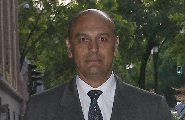 El empresario Juan Muñoz