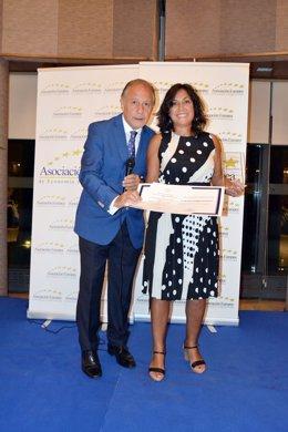 Fenin recibe el premio europeo de la AEDEEC por su gestión en innovación