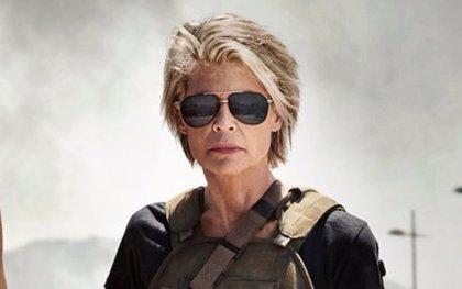 Las mujeres toman el poder en la primera imagen oficial de Terminator6