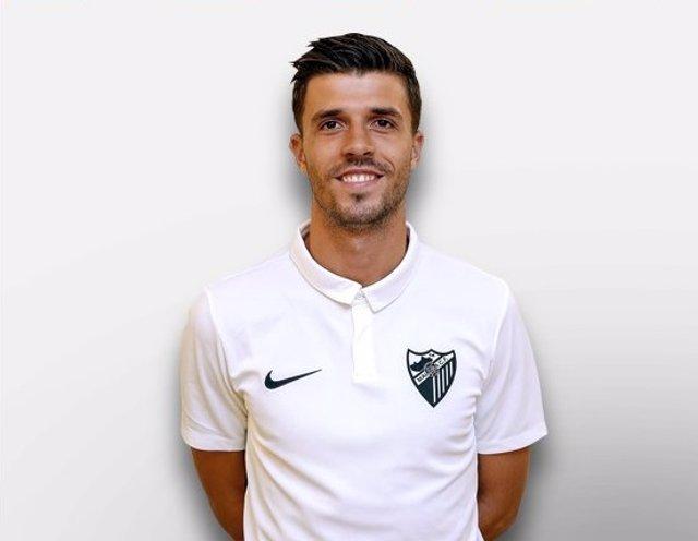El delantero canario Héctor Hernández