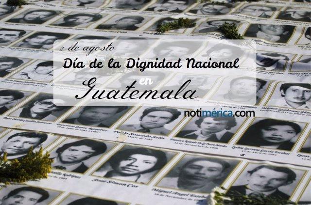 Día de la Dignidad Nacional en Guatemala
