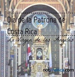 PATRONA DE COSTA RICA
