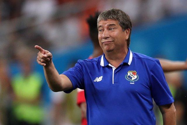 El entrenador colombiano Hernán Darío Gómez deja de ser seleccionador de Panamá