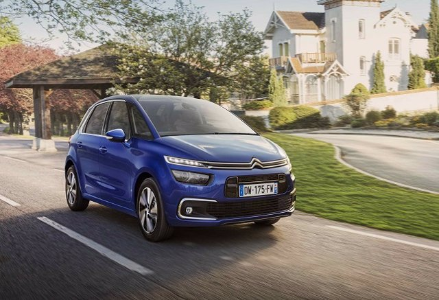 Citroën C4 SpaceTourer y Grand C4 SpaceTourer