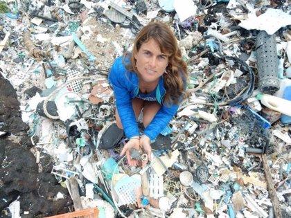 La basura plástica también emite gases de efecto invernadero