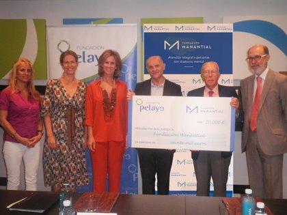 La Fundación Pelayo apoya a Fundación Manantial en un programa de prevención para hijos de personas con trastorno mental