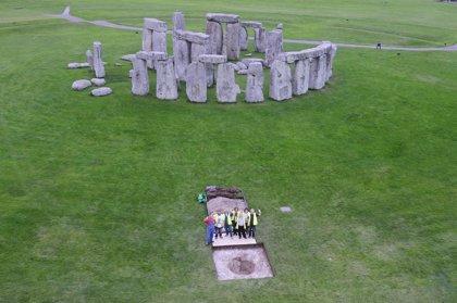 Forasteros enterrados en Stonehenge levantaron el monumento