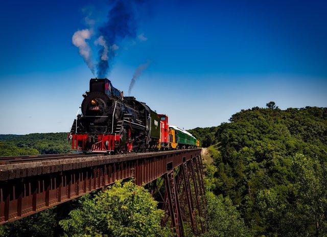 Los 5 recorridos en tren más espectaculares de Iberoamérica
