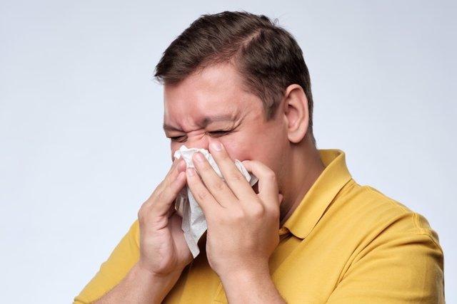 Gripe, obesidad