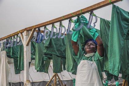 La OMS alerta de que el nuevo brote de ébola en RDC supone una amenaza para toda la región