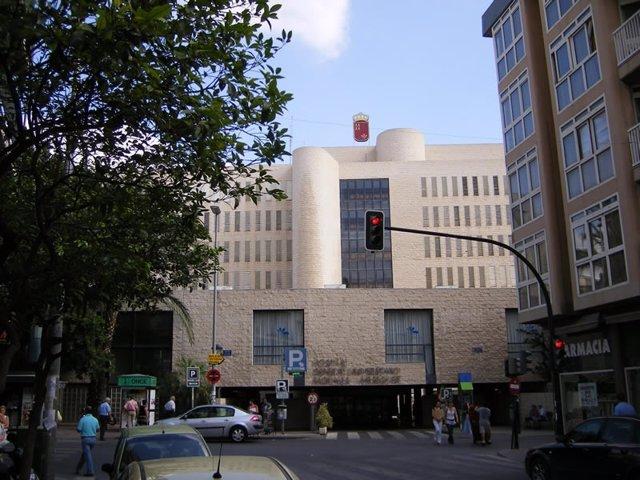 Hospital Morales Meseguer