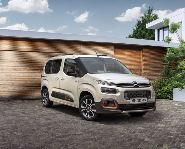 Nuevo Berlingo de Citroën