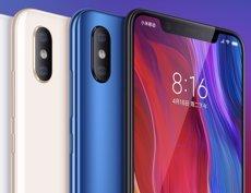 Xiaomi llançarà el seu smartphone Mi 8 a Espanya el 8 d'agost (XIAOMI - Archivo)