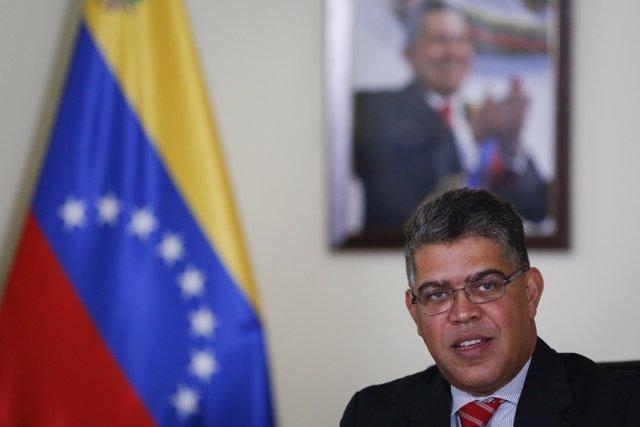 Ministro de Educación, Elias Jaua/ Archivo