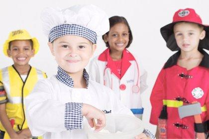Los trabajos más deseados por los niños españoles