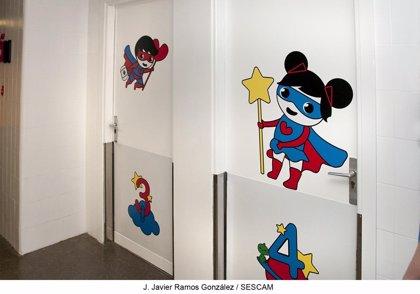 El ruido en las salas de pediatría es superior al máximo recomendando por la OMS