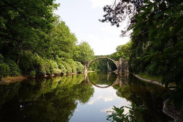 """""""Puente del diablo"""", Alemania"""
