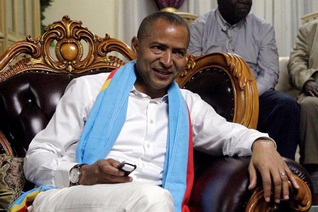 El líder opositor congoleño Moise Katumbi