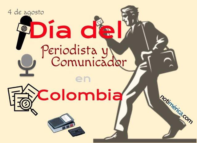 Día del Periodista en Colombia