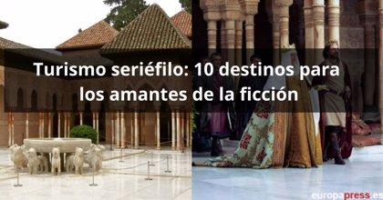 Turismo seriéfilo: 10 destinos para los amantes de la ficción