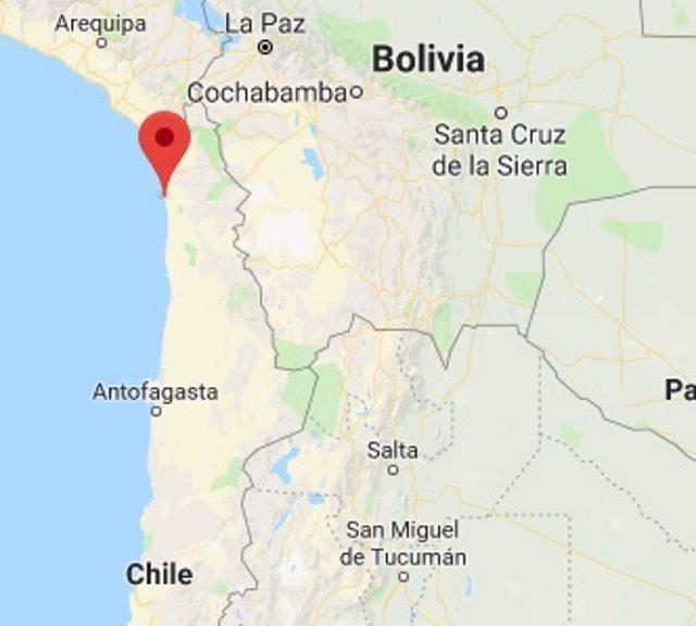 #DeÚltimoMinuto Terremoto de 5.3 sacude Chile | Internacional | Noticias