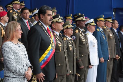 El Movimiento Nacional Soldados de Franelas reivindica la autoría del ataque contra Maduro
