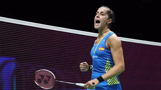 Carolina Marín conquista su tercer título de campeona del mundo