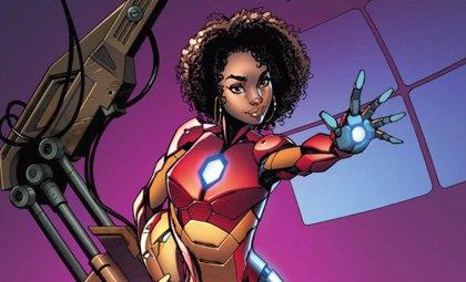 ¿Prepara Marvel la película de la versión femenina de Iron Man?