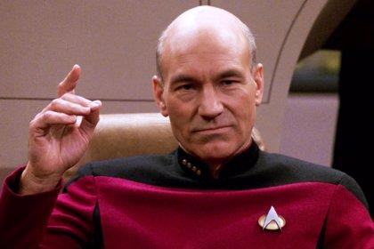 Patrick Stewart volverá a ser el Capitán Picard en la nueva serie de Star Trek