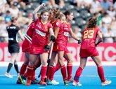 Foto: España termina su gran Mundial de hockey en la tercera posición tras ganar a Australia
