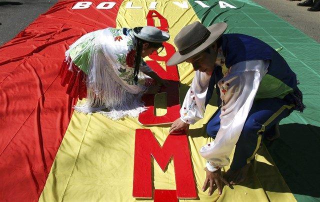 Día de Bolivia
