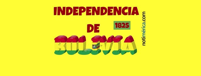 Independencia de Bolivia