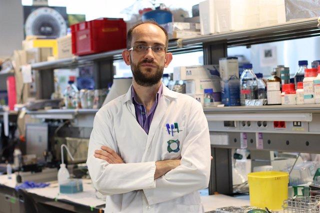 El doctor  Jorge Alegre-Cebollada, del CSIC