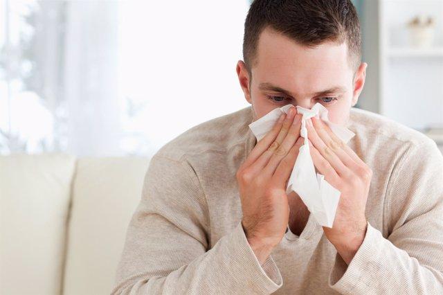 Alergia, alergia y estrés