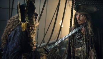 Foto: Disney ya planea Piratas del Caribe 6... ¿Sin Johnny Depp?