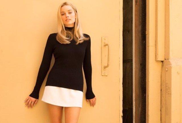 Margot Robbie en lo nuevo de Tarantino