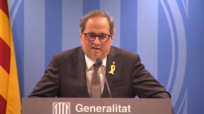 Torra pone los puertos catalanes a disposición de Practiva Open Arms