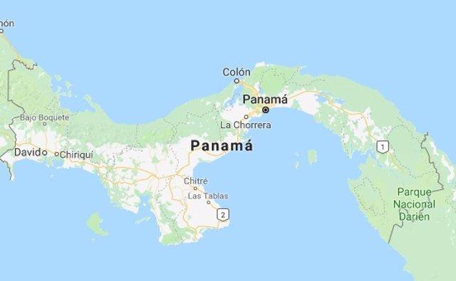 Sismo Panamá