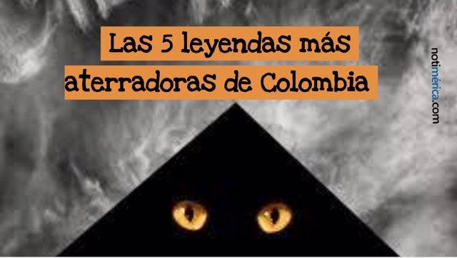 Las 5 leyendas más aterradoras de Colombia