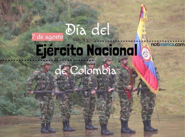 Día del Ejército Nacional de Colombia