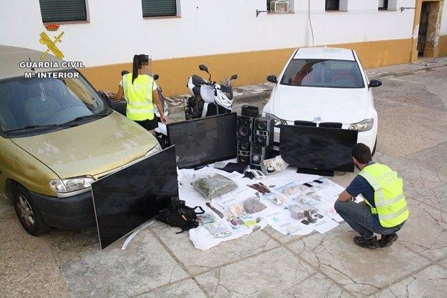 """[Grupohuelva] Remitiendo Np Opc Huelva """"La Guardia Civil Ha Desarticulado Una Im"""