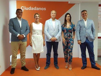 """Cs Málaga """"sale a ganar"""" las próximas elecciones andaluzas para """"dejar atrás la corrupción y el bipartidismo"""""""